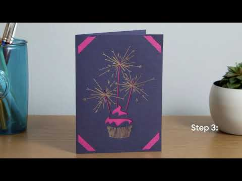 Make more with the Cricut Joy Foil Transfer Tool