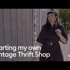 Starting my own… vintage thrift shop