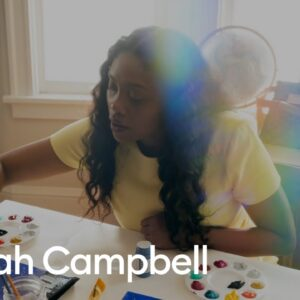 Stories of our members, Meleah Campbell