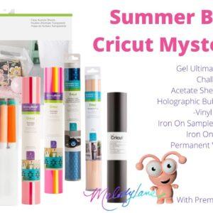 Summer Breeze Cricut Mystery Box