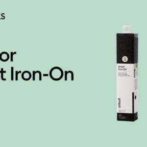 Tips for Cricut Smart Iron-On