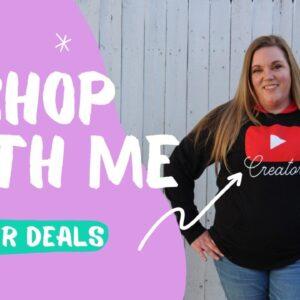 Design bundles Dollar Deals - SHOP WITH ME - Live