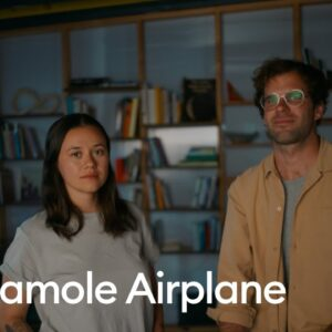 Stories of our members, Guacamole Airplane