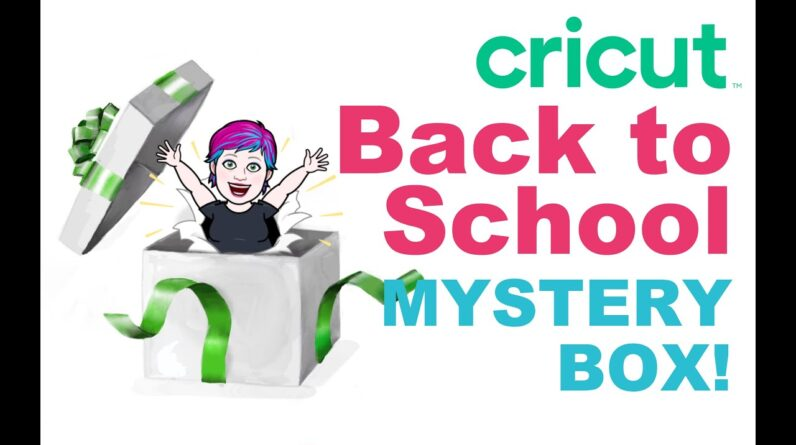 Back to School Mystery Box
