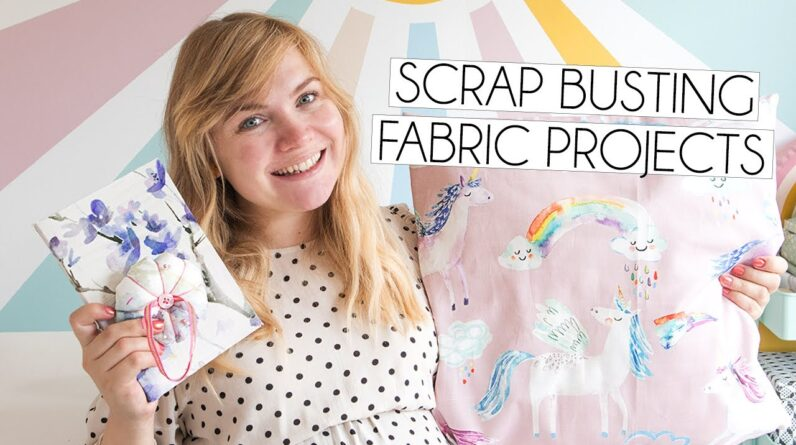 3 EASY SCRAP BUSTING PROJECT TUTORIALS | VOYAGE MAISON AD