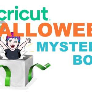 Cricut Halloween Mystery Box