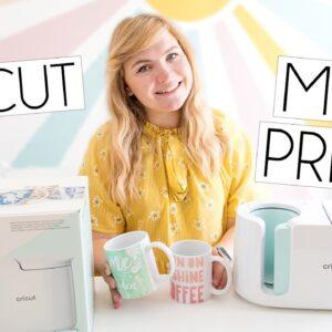 CRICUT MUG PRESS UNBOXING, SET UP & PROJECT TUTORIAL | UK Paige Joanna | AD