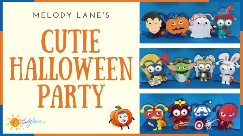 Cutie Halloween Party!