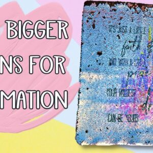 Printer larger sublimation designs - Sublimation Hack - Piece together sub designs - Sublimate large